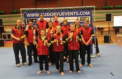 De Jong Sports wint 5x Goud in Sittard